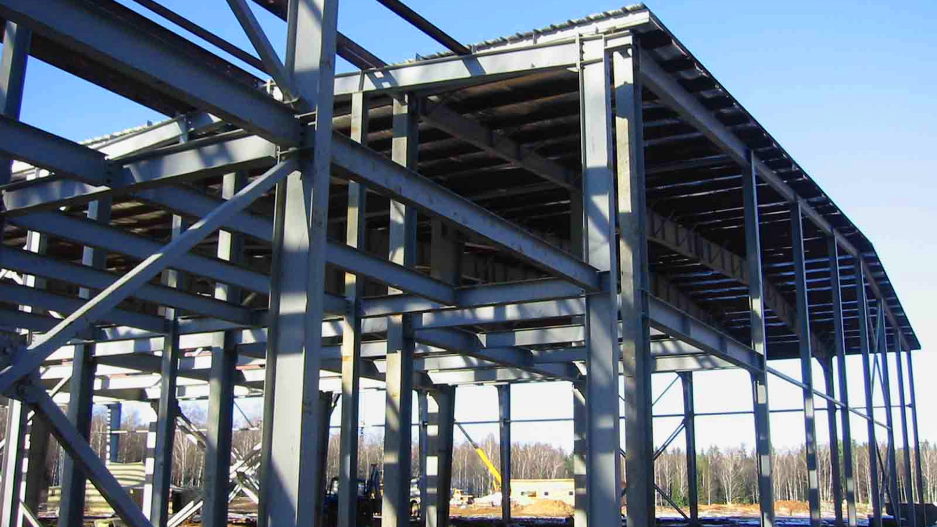 Металлоконструкция бетона строительный раствор марка по прочности